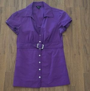 Guess short-sleeved blouse